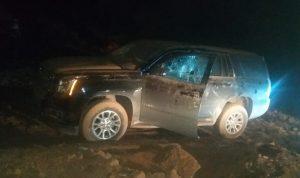 ضبط سيارة مسروقة تحاول اجتياز الحدود في الهرمل