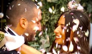 هبة طوجي عروس في الكنيسة… بعد زواجها المدني (فيديو)