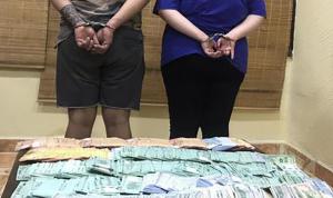 سرق حوالي 250 مليون ليرة من خزنة قريبه!