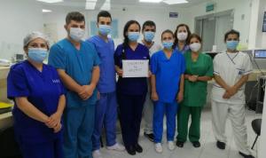 مستشفى البوار: موظف اعتدى بالضرب على المدير و4 موظفات