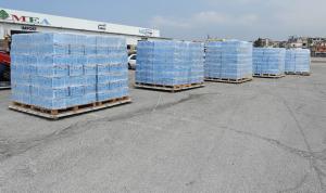 الجيش: استمرار وصول المساعدات إلى بيروت