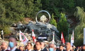 """""""القوات"""": جعجع لم يعطِ مقابلة لمحطة إسرائيلية"""