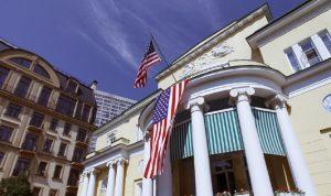 اقتحام حرم مقر إقامة السفير الأميركي لدى موسكو