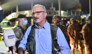 الاعتداء على المصور الصحافي نبيل اسماعيل في ميرنا الشالوحي