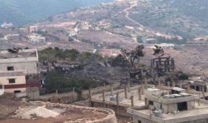انفجار عين قانا تزامن مع تحليق كثيف للطيران الاسرائيلي