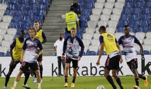 إصابة نجم ريال مدريد بكورونا