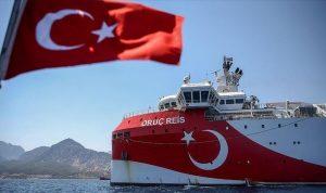 وزير الخارجية التركي: لم نتراجع عن التنقيب في الشرق المتوسط