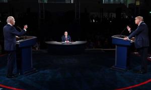 في أول مناظرة بينهما.. ترامب وبايدن يتبادلان الإهانات الشخصية
