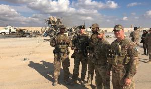 الولايات المتحدة تخفض عديد قواتها في العراق