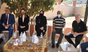 أوهانيان زارت عائلة محمد عطوي: لمتابعة الملف حتى تبيان الحقيقة
