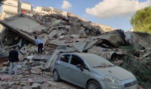 انتهاء عمليات الإنقاذ في إزمير