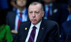 أردوغان تفقد أعمال البحث والإنقاذ في إزمير