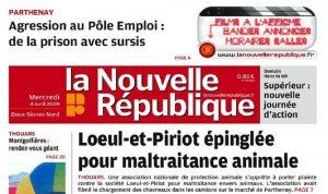 """تهديد صحيفة فرنسية بعد نشرها """"كاريكاتير"""" للنبي محمد"""