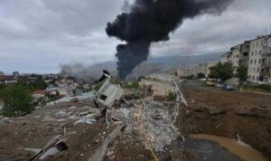 قره باغ: إصابة 3 صحافيين بقصف أذربيجاني