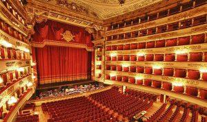 كورونا يجتاح دار أوبرا في ميلانو!