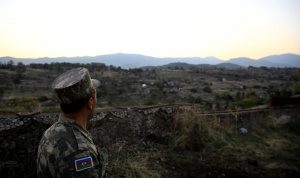 مقتل ضابط أذربيجاني بانفجار لغم في قره باغ