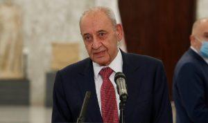 بري استقبل السفير الإماراتي في زيارة وداعية