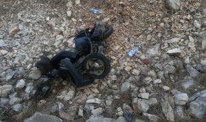 وفاة شخص وإصابة آخر بانقلاب دراجة نارية