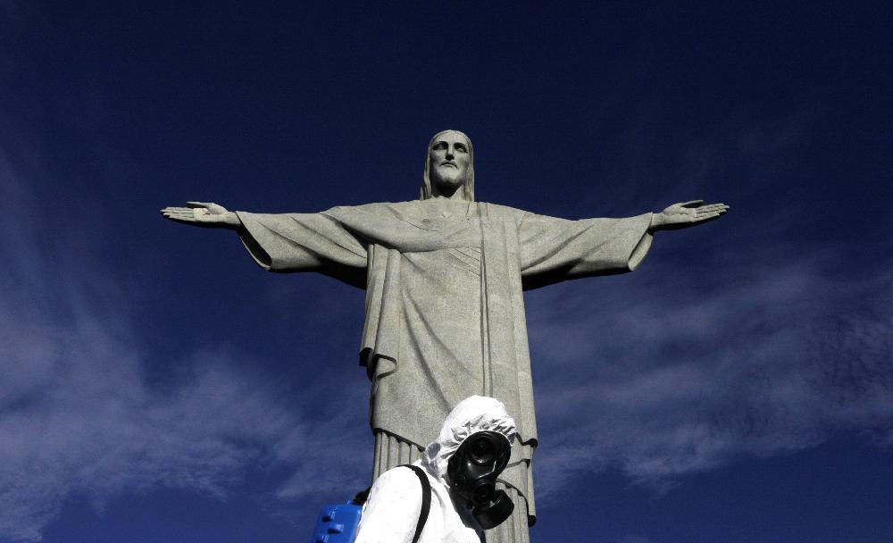 حصيلة قياسية لإصابات كورونا في البرازيل