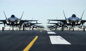 الولايات المتحدة تعتزم بيع 50 مقاتلة إف-35 للإمارات