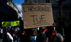 """قرار الإغلاق الوقائي في فرنسا يثير """"التمرد"""""""