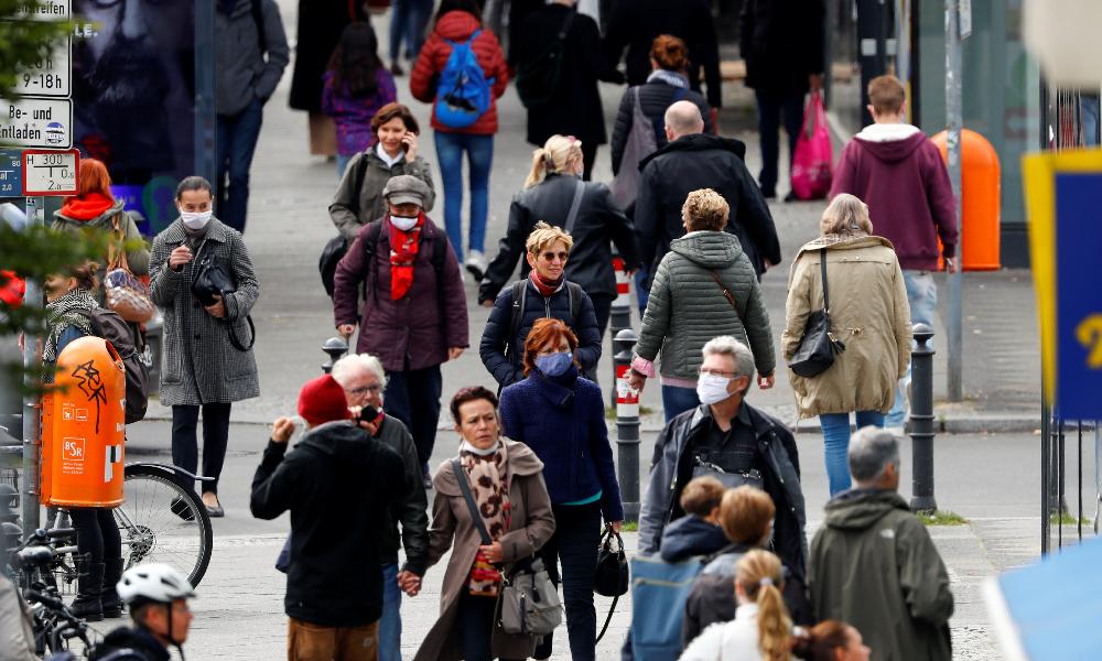 ألمانيا… أكثر من 900 وفاة بكورونا خلال يوم!