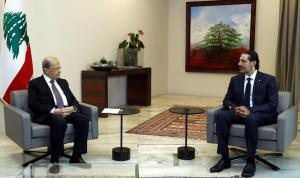 الحريري: لا حزبيين في الحكومة!