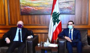 ميقاتي التقى الحريري: لحكومة اختصاص فأمامنا تحديات كثيرة