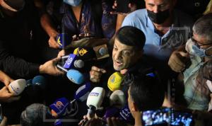 """أسلحة """"الحزب"""" في الجناح: أُزيلت قبل وصول الصحافيين!"""