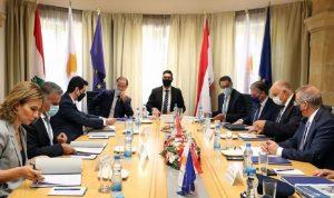 اللواء ابراهيم في قبرص للبحث بملف المهاجرين غير الشرعيين