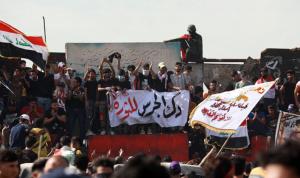 تجدد الاحتجاجات في بغداد