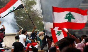 ايران تلعب آخر اوراقها في لبنان والعراق