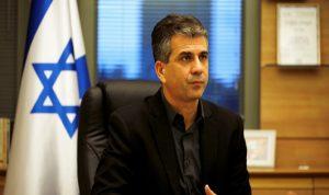 وزير إسرائيلي: المنطقة تشهد تشكل تحالف بمواجهة إيران وأردوغان