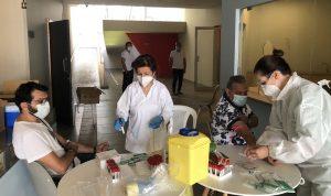 """بلدية جبيل: فحوص لاختبار الأجسام المضادة لـ""""كورونا"""""""
