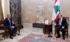 طالوزيان يسمّي الحريري: لرئيس حكومة قادر على فك لبنان من عزلته