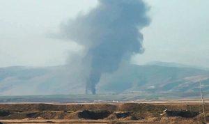 بالفيديو- جرحى جراء قصف أذربيجان عاصمة قره باغ