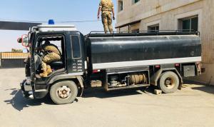 الجيش يحبط محاولة تهريب لمادة المازوت