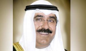 أمير الكويت يزكّي الشيخ مشعل الصباح وليا للعهد
