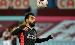 محمد صلاح يحقق إنجازا رغم خسارة فريقه