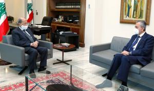 السفير السوري التقى عون: ما يصيب سوريا يصيب لبنان