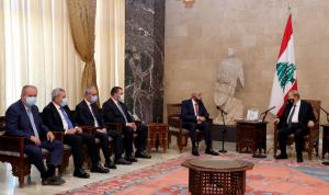 """""""أمل"""" تسمّي الحريري: لحكومة إنقاذية في أسرع وقت"""