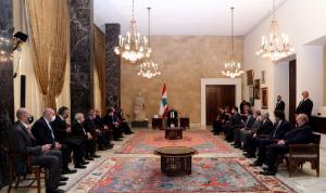 """""""لبنان القوي"""" لم يسمّ أحدًا… باسيل: موقفنا ليس مرتبطًا بلقاء أو اتصال"""