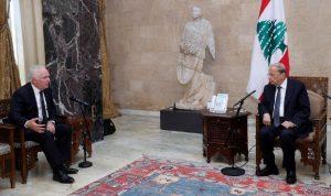 ضاهر يسمّي الحريري: لحكومة إنقاذية
