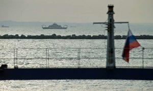انفجار على متن ناقلة نفط ترفع العلم الروسي في بحر آزوف