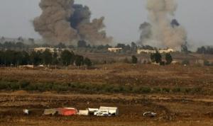 """قصف إسرائيلي استهدف """"الحزب"""" في القنيطرة"""
