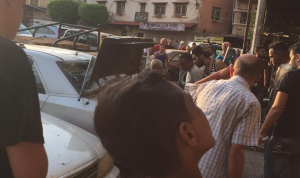 انفجار قارورة غاز في طرابلس