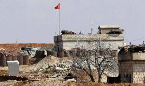 تركيا تنسحب من أكبر نقاط المراقبة في شمالي سوريا