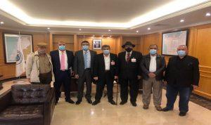 نجار وطليس: ندعم الاقفال العام