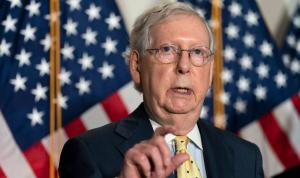 زعيم الجمهوريين في مجلس الشيوخ: لا مساءلة لترامب قبل تنصيب بايدن