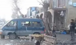 17 قتيلًا وأكثر من 50 جريحًا جراء انفجارين في أفغانستان